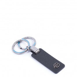 Two-ring keychain