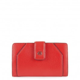 Women's wallet with coin case