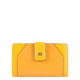 5a1fa4e6604d53 Portefeuille femme avec porte-monnaie, porte- | Shop Piquadro