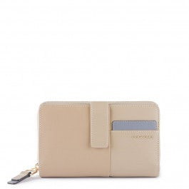 Women's wallet with coin pocket, credit card slots