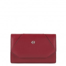 Big size, women's wallet with credit card facility