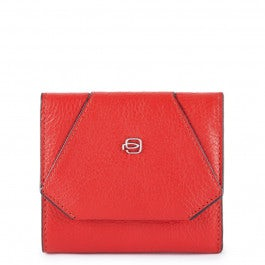 Small size women's wallet with credit card slots