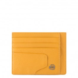 Piquadro porta banconote e carte con protezione anti-frode RFID PP4891B2R//N nero