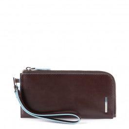 Pochette portafoglio sottile per smartphone con p
