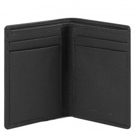 Credit card case with RFID anti-fraud protection