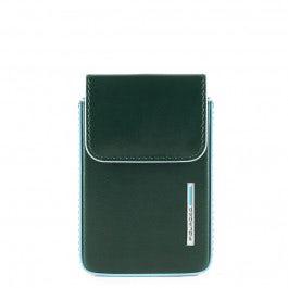 Porta tarjetas de crédito con extracción facilitad