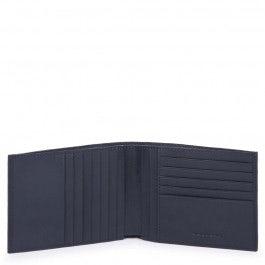 Herrenbrieftasche mit zwölf Kreditkartenfächern