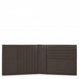 Portafoglio uomo con 12 scomparti porta carte di c