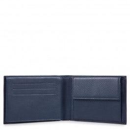 Men's wallet with flip up ID window