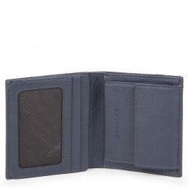 Portafoglio uomo pocket con portamonete