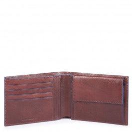 Herrenbrieftasche mit Münzfach