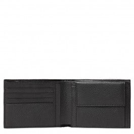 Men's wallet with coin case
