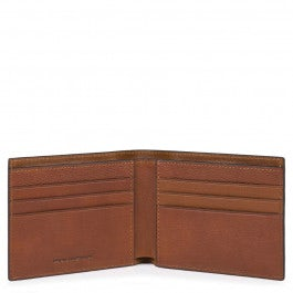Men's wallet with removable document facility
