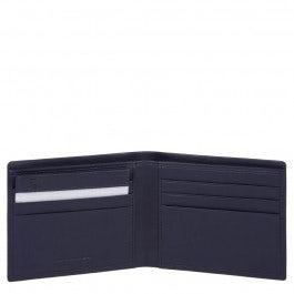 Herrenbrieftasche mit zwei Scheinfächern