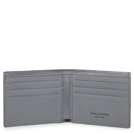 Billetero de hombre con porta tarjetas de crédito