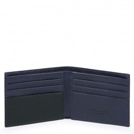 Men's wallet with credit card facility