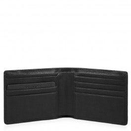 Herrenbrieftasche mit sieben Kreditkarten