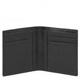 Slim, vertical men's wallet