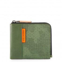 Vertical men's wallet