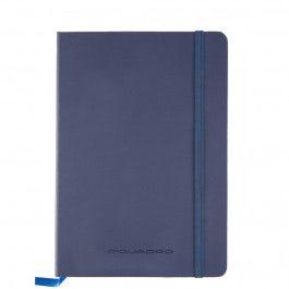 DIN A5 liniertes Notizbuch