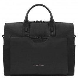 Computer portfolio briefcase