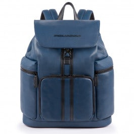 Small size, computer backpack with flap