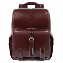 Laptop and iPad® backpack with USB and micro-USB