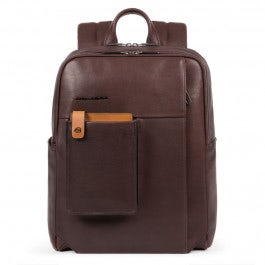 Computer backpack with iPad® compartment, anti-fra