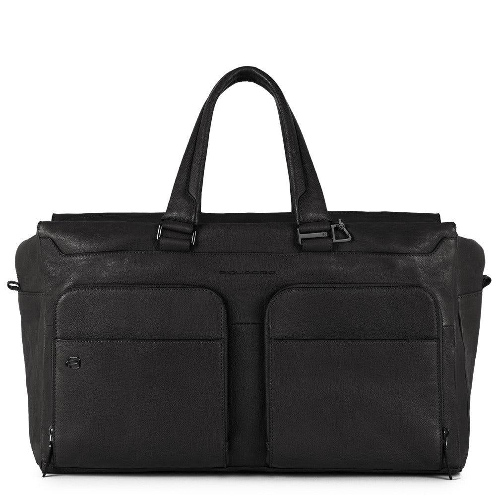 21cfb4865ed2 Duffel bag with PC and iPad® compartments, umbrel | Shop Piquadro
