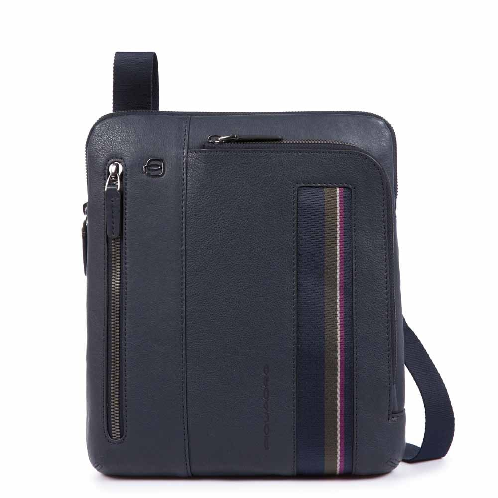 """ba481275a iPad®Pro 9,7"""" crossbody bag with double front zip pocket Collezione B3S"""
