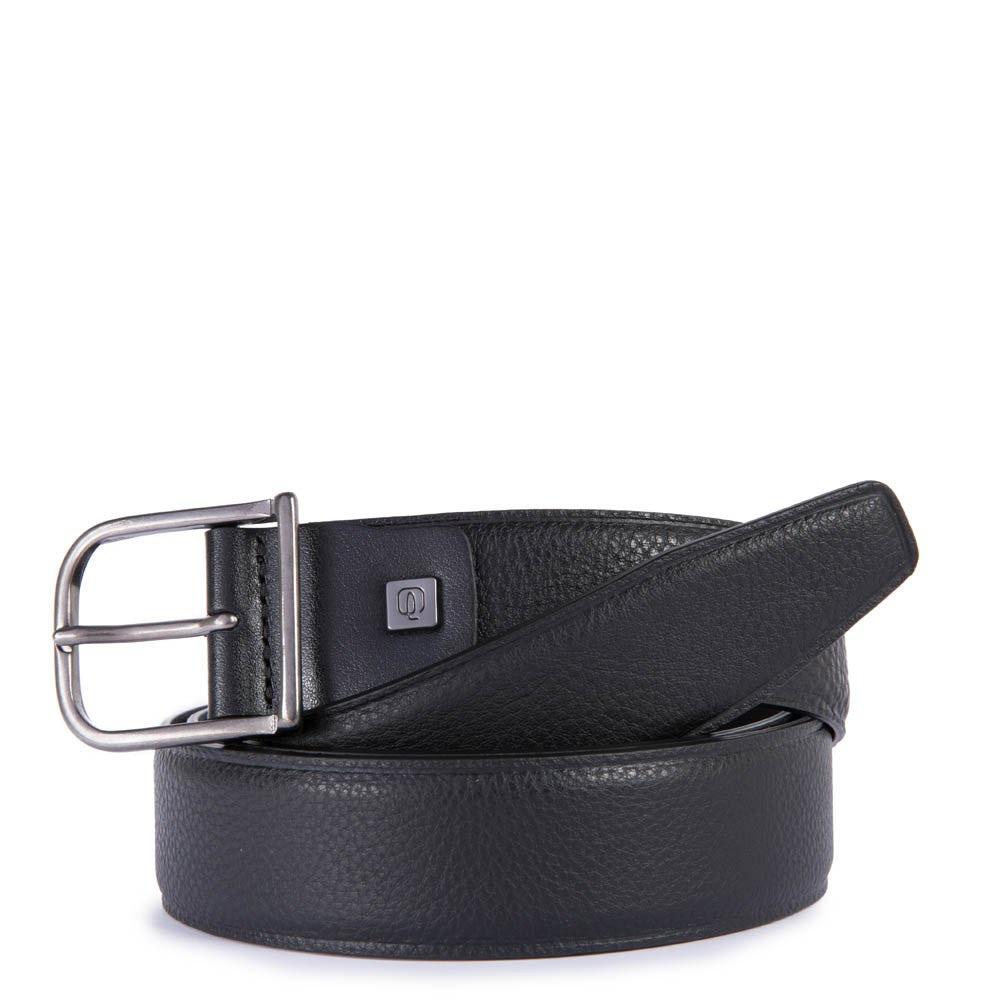 le migliori scarpe autentica di fabbrica vendita calda Cintura uomo con fibbia ad ardiglione