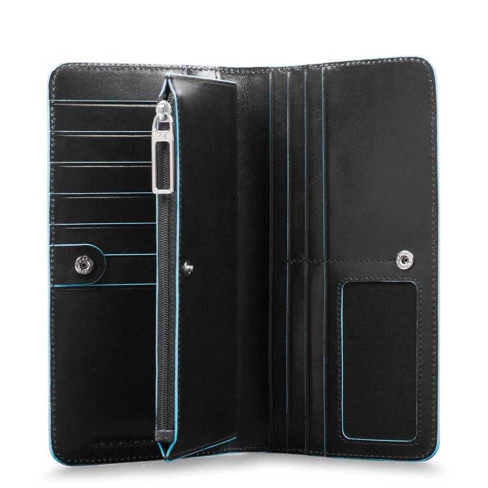 aae1fd921c5fc8 Portefeuille femme avec porte-monnaie, porte-carte | Shop Piquadro