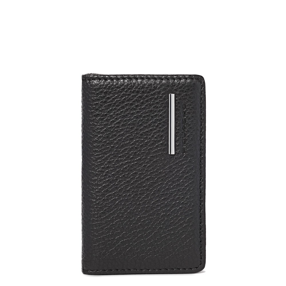 Business Card Holder With Magnets Shop Piquadro