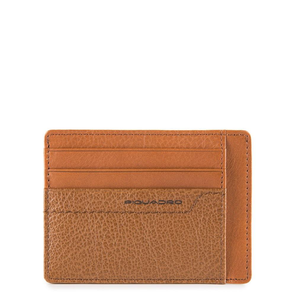 Porta Carte Di Credito In Pelle