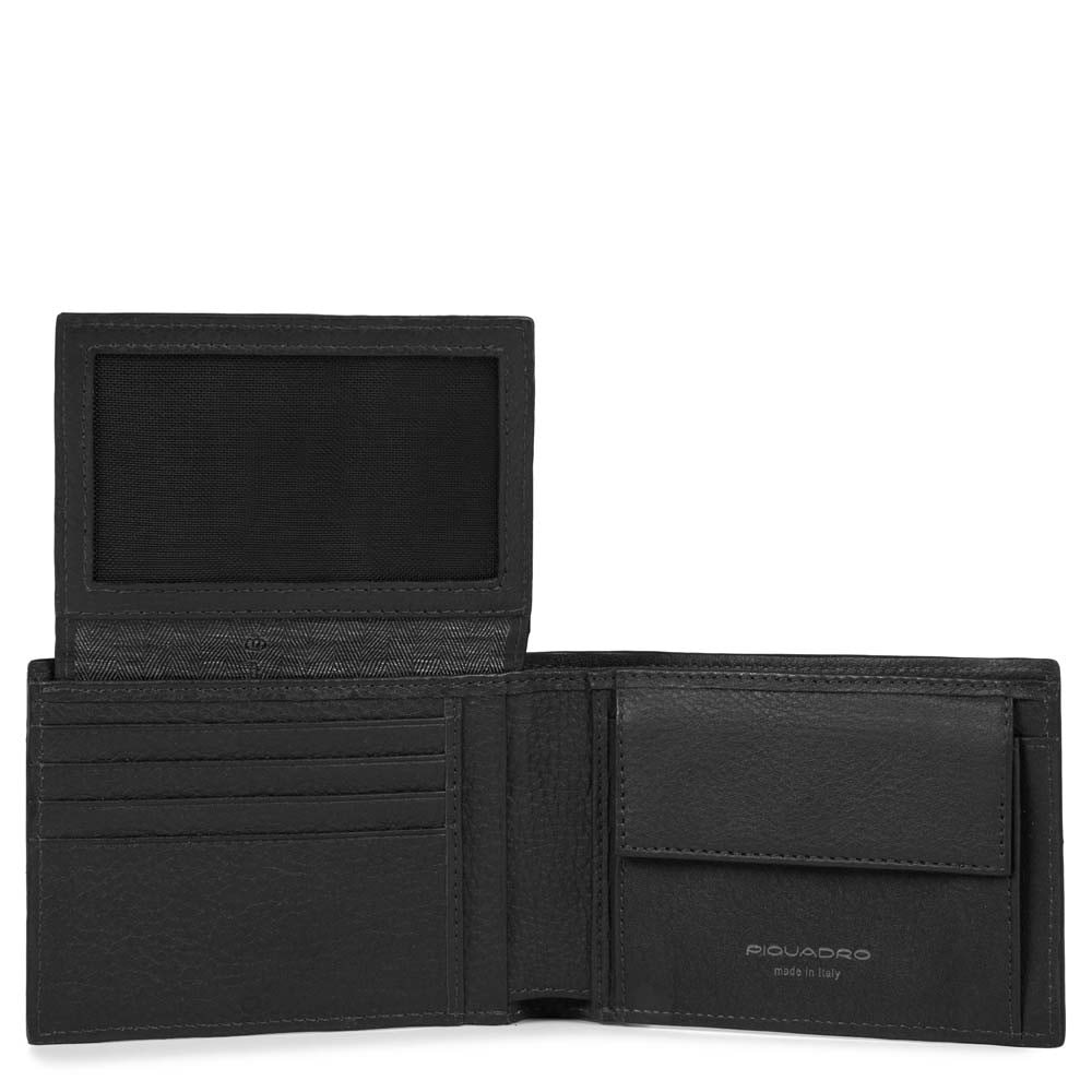 accc02ca06d3 Men s wallet with flip up ID window