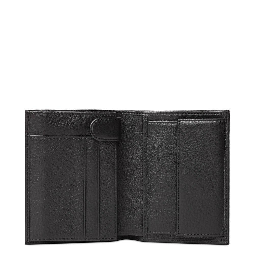 d5c9fdd6f Billetera hombre vertical con monedero, tarjetero, | Shop Piquadro