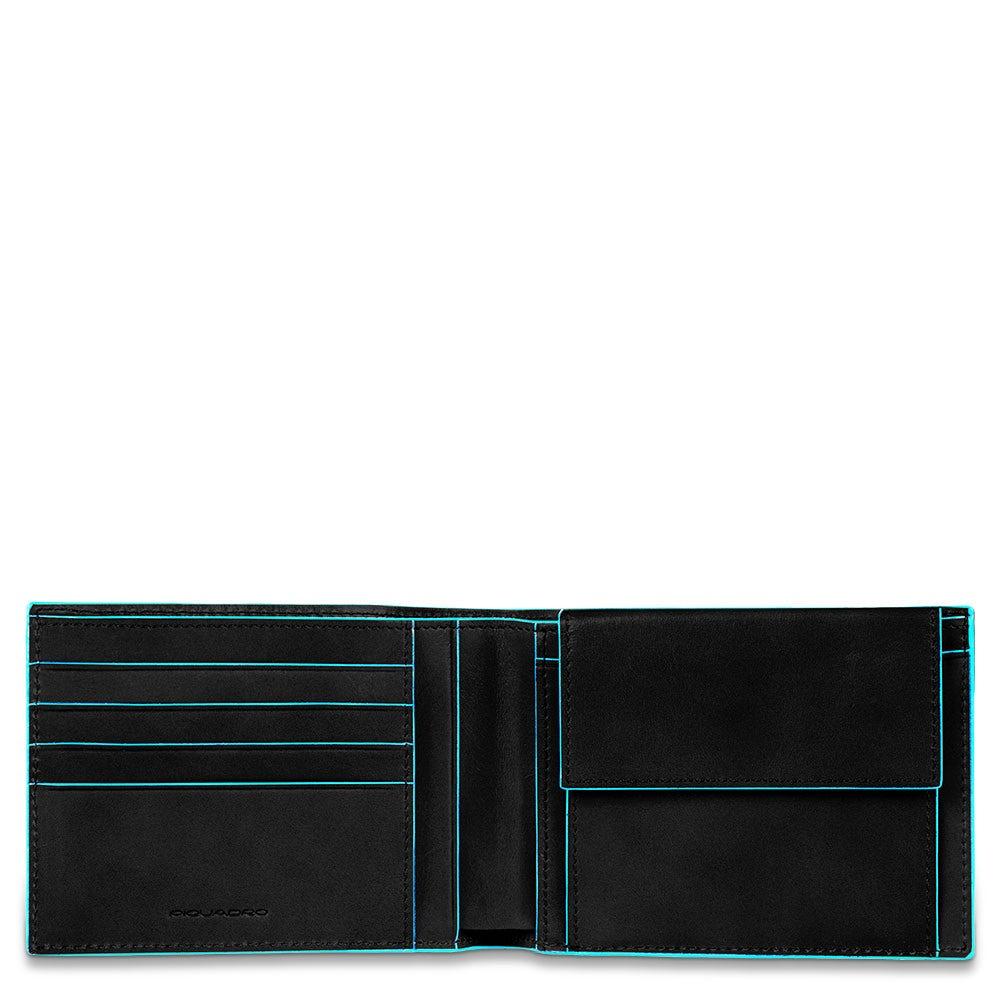 9b944f7b53 Portafoglio uomo con portamonete | Shop Piquadro
