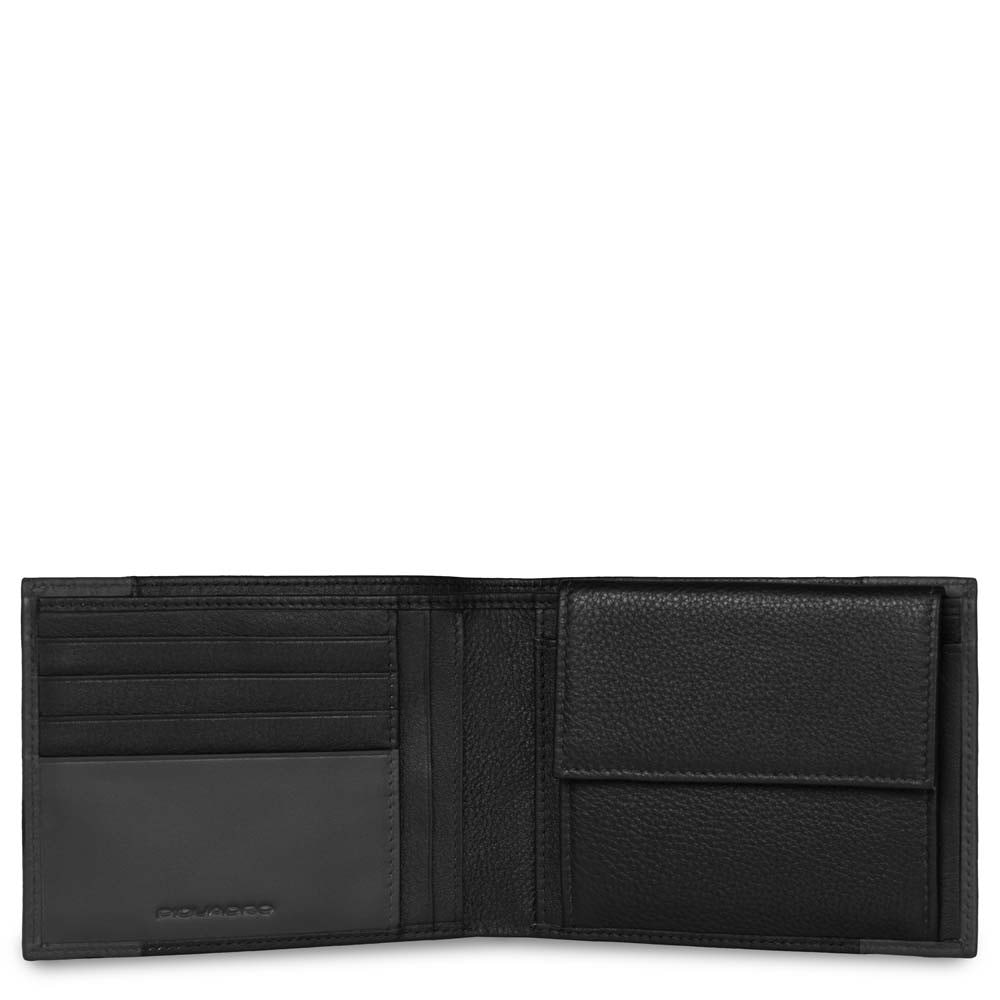 c99c675671 Portafoglio uomo con portamonete   Shop Piquadro
