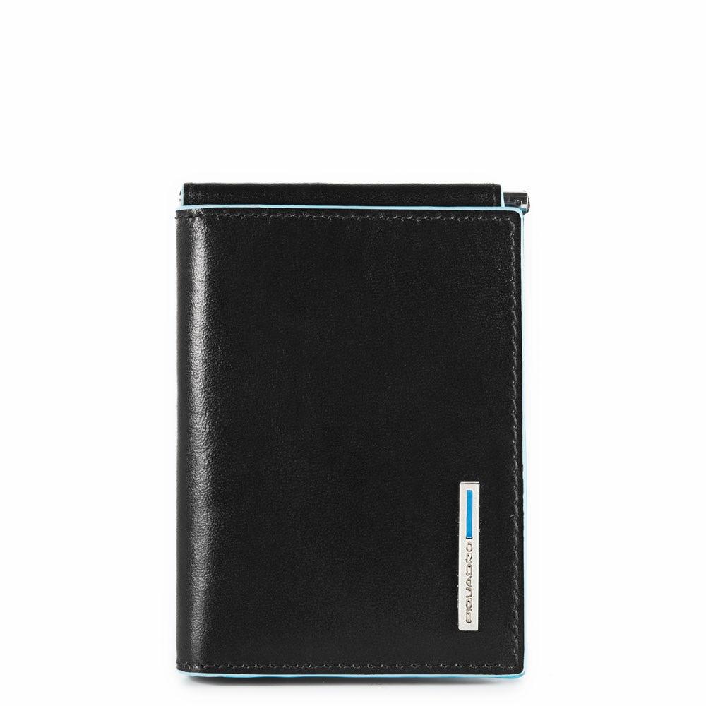 7abf4102a8 Portafoglio uomo verticale piccolo con fermasoldi | Shop Piquadro