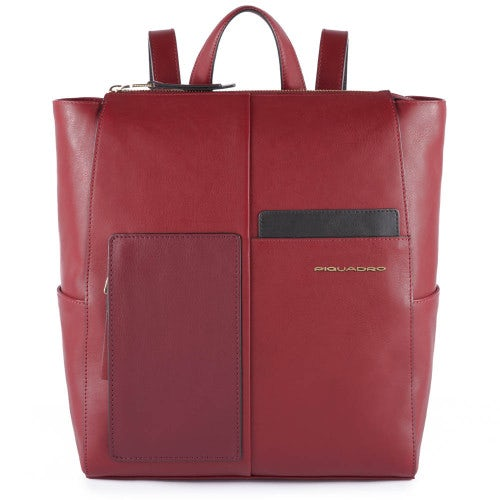 online retailer 28f8d 1f56c Zaino Da Donna In Pelle | Shop Piquadro